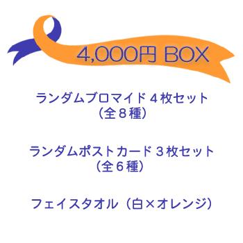 2021 Fourth Wave -ISO RADIO DX- グッズ 4,000円BOX